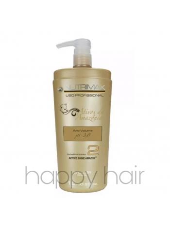 Кератин для волосся Nutrimax Soller (крок 2)