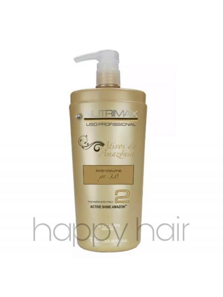 Кератин для волос Nutrimax Soller (шаг 2)