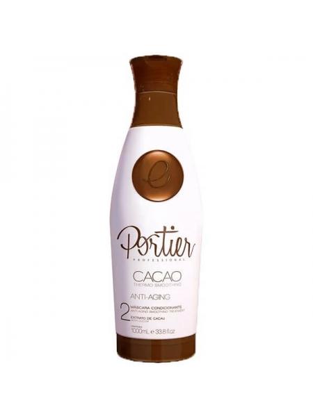 Кератиновый состав Portier Cacao (шаг 2)