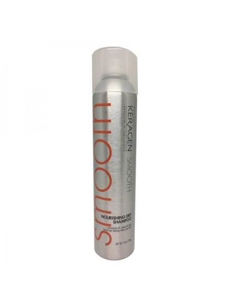 Сухий шампунь Oganic Keragen Nourishing Dry Shampoo живильний