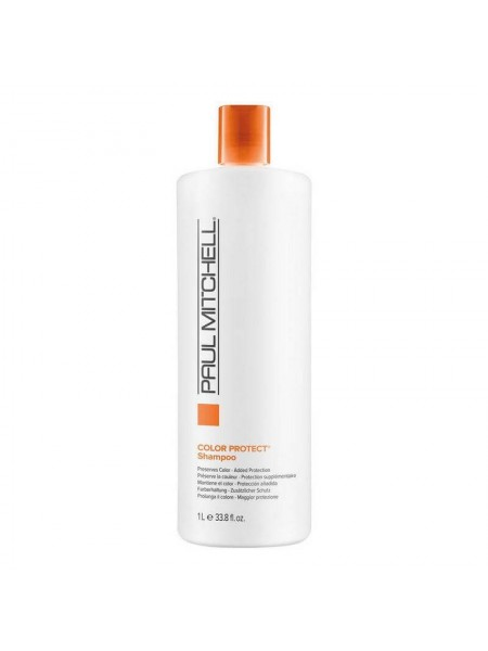 Шампунь Paul Mitchell Color Protect Shampoo защита цвета