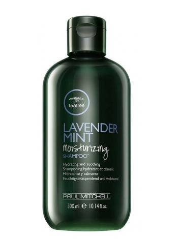 Шампунь Paul Mitchell Lavender Mint Moisturizing увлажняющий с лавандой и мятой (300 мл)