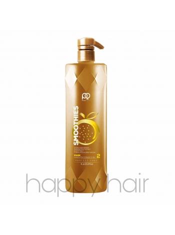 Кератин для волос Paul Oscar Smoothies Passion Fruit Smooth & Silky