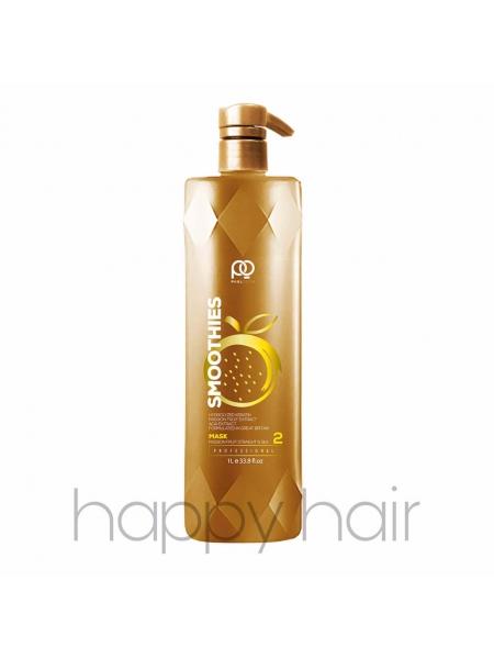 Кератин для волосся Paul Oscar Smoothies Passion Fruit Smooth & Silky