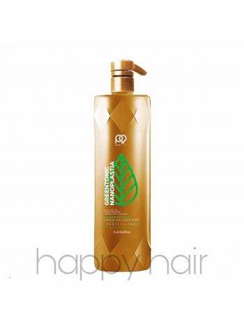 Нанопластика для волос Paul Oscar Greentonic