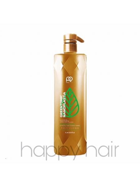 Нанопластика для волосся Paul Oscar Greentonic