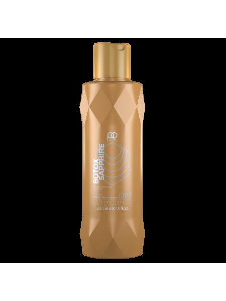 Мaска для волос Paul Oscar Botox Sapphire Mаsk Delicate Moisturising ухаживающая (250 мл)