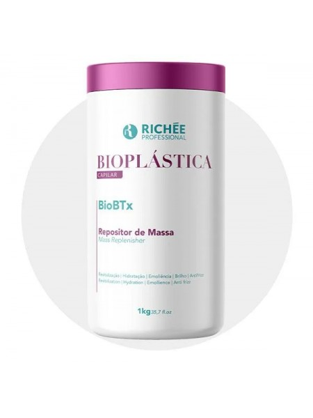 Ботокс для волос Richee Bioplastica BioBTx Repositor de Massa