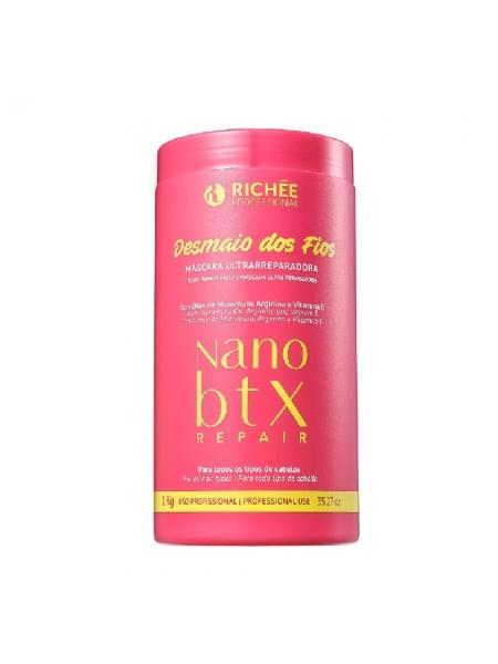 Холодный ботокс для волос Richee Nano Btx Repair Desmaio dos Fios