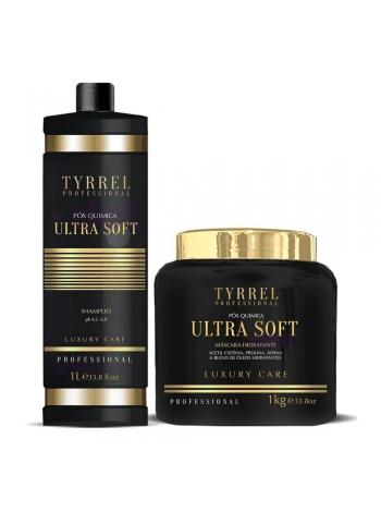Набір для відновлення пошкодженого волосся Tyrrel Hidratante Ultra Soft