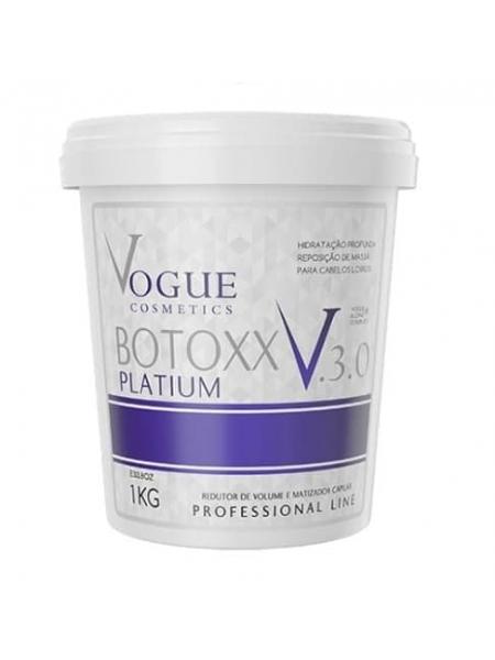Ботокс для волосся Vogue Bottoxx Platinum 3.0