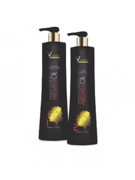 Набір кератину для волосся Vogue Argan Oil