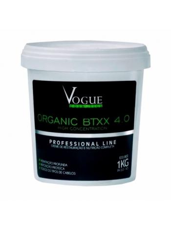 Ботокс для волосся Vogue Cosmetics btox Organico Btxx 4.0