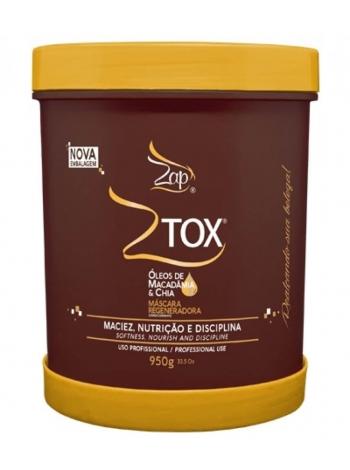 Ботокс для волос Zap Ztox Oleos De Macadamia & Chia