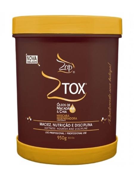 Набор ботокса для волос Zap Ztox Oleos De Macadamia & Chia