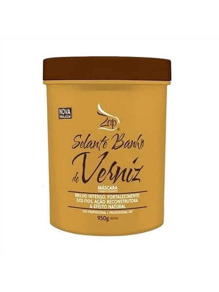 Набор ботокса-глянца для волос Zap Ztox Banho de Verniz