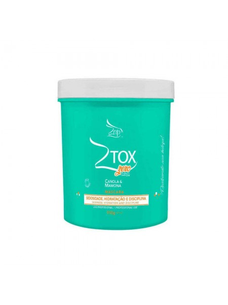 Набор бoтoкc-нанопластика Zap Ztox Zero Mask Canola & Castor Organic