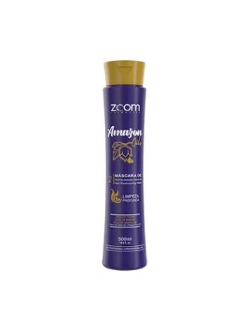 Кератин для волосся ZOOM Amazon Oils