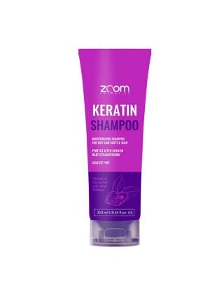 Набір для домашнього догляду ZOOM Keratin Shampoo + Mask